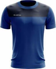 Jartazi T-shirt Bari Dames Polyester Donkerblauw Maat 42-44