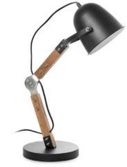 Artdelight Landelijke bureaulamp Cooper TL COOPER ZW