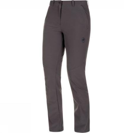 Afbeelding van Mammut - Women's Runbold Pants - Trekkingbroeken maat 42 - Long, zwart