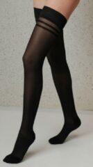 Segretta Silhouette 70 DERM® Stay Up met Medium Compressie - Zwart (4)
