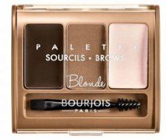 Bourjois Palette Sourcils Brows Oogschaduw 4 g