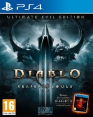 ACTIVISION BLIZZARD Diablo III: Reaper Of Souls (Ultimate Evil Edition) | PlayStation 4