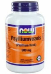 Now Foods Now Psylliumvezels 500 Mg Trio (3x 200cap)