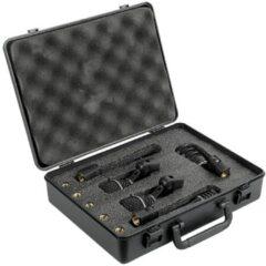 DAP Audio DAP DK-5, Drumset, 2 x condenstor en 3 x dynamische microfoons Home entertainment - Accessoires