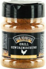Don Marco's Barbecue Don Marco's Basic Line Geflügel - Grill & BBQ-Kruidenmix – 140 gram