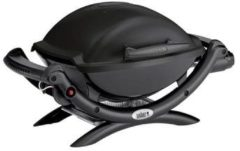 Weber 50010075 buitenbarbecue & grill 2640 W Gas Ketel Zwart