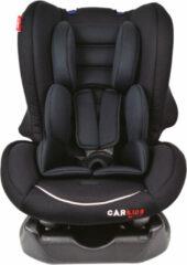 Zwarte Carkids autostoeltje groep 1 zwart/wit