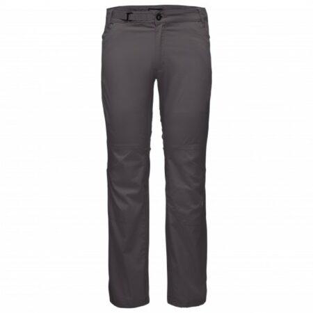 Afbeelding van Black Diamond - Credo Pants - Klimbroeken maat 28, zwart