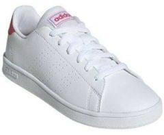 Adidas Advantage - Kinder Sneakers - Wit - Maat 30.5