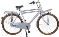28 Zoll Popal Daily Dutch Basic+ 2810 Herren Holland Fahrrad 3... grau, 57cm