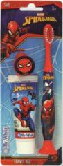 Rode Mr. White Spider-man reisset