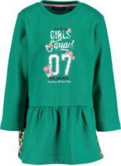 Blue Seven Meisjes Jurk - groen - Maat 92