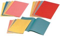 Blauwe Esselte dossiermap blauw papier van 80 g/m�� pak van 250 stuks