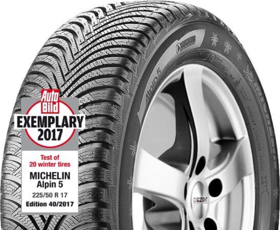 Afbeelding van Michelin Alpin 5 205/55 R19 97H (XL) winterband