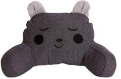 Antraciet-grijze Roommate Knuffelkussen Hugging Bear Antraciet Junior 50 X 40 Cm
