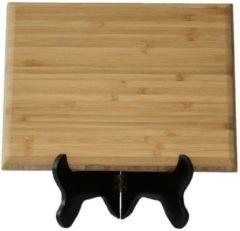 Naturelkleurige Bamdura tableware Bamboe Snijplank