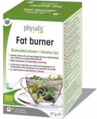 Physalis Fat burner thee bio 20 Stuks