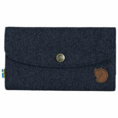 Fjällräven - Norrvåge Travel Wallet - Portemonnee maat One Size, zwart