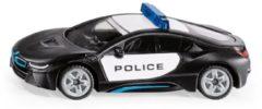 Transparante Siku 1533 BMW i8 US Politieauto
