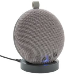 HD Collection Xd Collection Speaker Met Oplaadstation Bluetooth 15 Cm Grijs