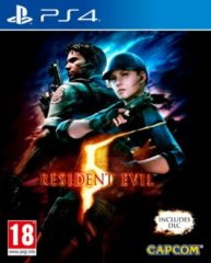 KOCH SOFTWARE Resident Evil 5 - Remastered | PlayStation 4