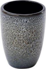 Aquanova tandenborstelhouder Ugo (7.5x14 cm) Zwart