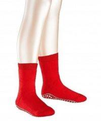 Rode Sokken en panty's Chaussons-chaussettes Catspads by Falke