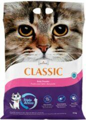 Extreme Classic - kattenbakvulling met babypoedergeur korrels grijs - 14KG
