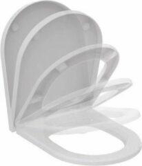 Ideal Standard Conca Blend dunne zitting en deksel Slow closing wit glossy T376001