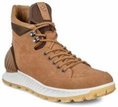 ECCO Exostrike Cognac Hoge Sneakers