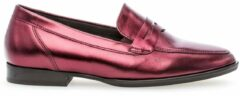 Gabor Loafers rood