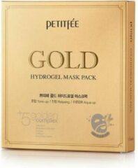 Petitfée Petitfee- Gold Hydrogel Mask Pack- 5 pcs