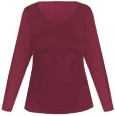 Shirt 'SENSUAL CULTURE' sassa cardinal
