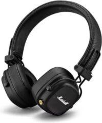 Marshall Major IV Bluetooth on-ear draadloze hoofdtelefoon (zwart)