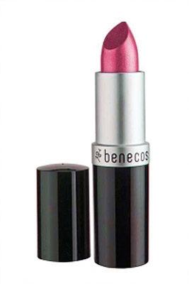 Afbeelding van Benecos Natural Lipstick 45 g - Hot Pink