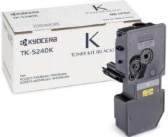 Kyocera Tonercassette TK-5240K 1T02R70NL0 Origineel Zwart 4000 bladzijden