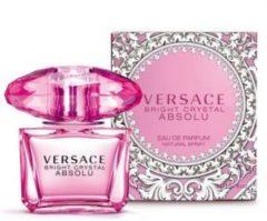 Versace - BRIGHT CRYSTAL ABSOLU edp vaporizador 90 ml