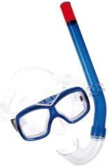 Sportx Snorkelset Comfort Junior Blauw