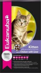 Eukanuba Kat Kitten - Junior Kip - Lever 2 kg