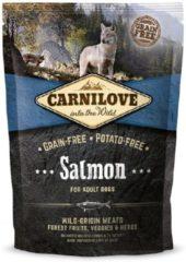 Carnilove Hondenvoer Zalm Inhoud - 1,5 kg