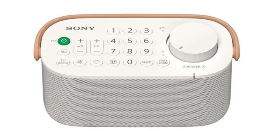Afbeelding van Grijze Sony SRS-LSR200 - Draadloze Bluetooth Speaker - Wit