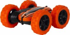 Wonky Cars - 360° - Stunt Car - afstandbestuurbaar - RC - Auto - Oranje
