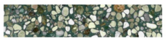 Terre d'Azur Terre d´Azur Granito terrazzo plint firenze 40x7.5