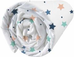 Witte Matt & Rose Hoeslaken Sweet Dreams - Eenpersoons - 90 X 190/200 Cm - Katoen