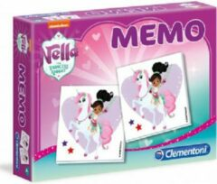 Clementoni - Memo - Memory spel - Nella The Princess Knight