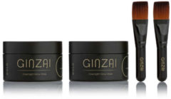 Ginzai Overnight Glow Gesichtsmaske, Duo