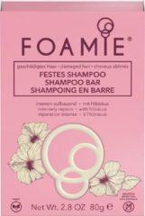 Foamie Condotioner 80gr en Shampoo 80gr voor beschadig haar
