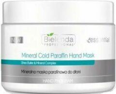 Bielenda Professional Bielenda Pro Fessional - Hand Program Mineral Cold Paraffin Hand Mask Mineral Paraffin Hand Mask 150G