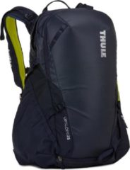 Blauwe Thule Upslope 25L – Removable Airbag 3.0 ready - Blackest Blue
