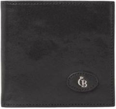 Castelijn & Beerens Gaucho Billfold met Clic-Clac zwart Heren portemonnee